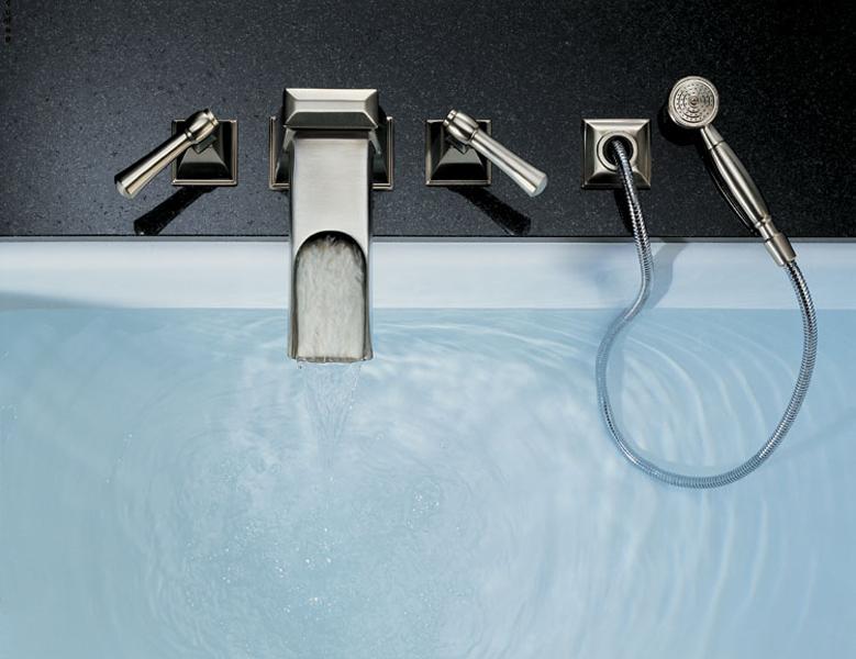 Shower Faucets Bathtub Plumbing Bathroom Fixtures