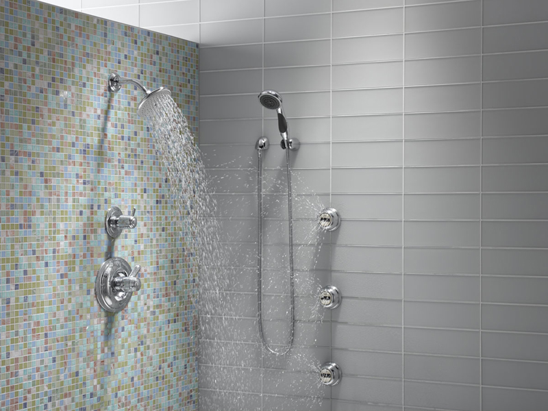 complete kitchen plumbing set sinks chrome pearl shower ethan canada products